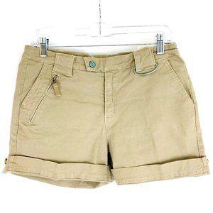 Royal Robbins Short Cargo Zip Pocket Hiking Shorts